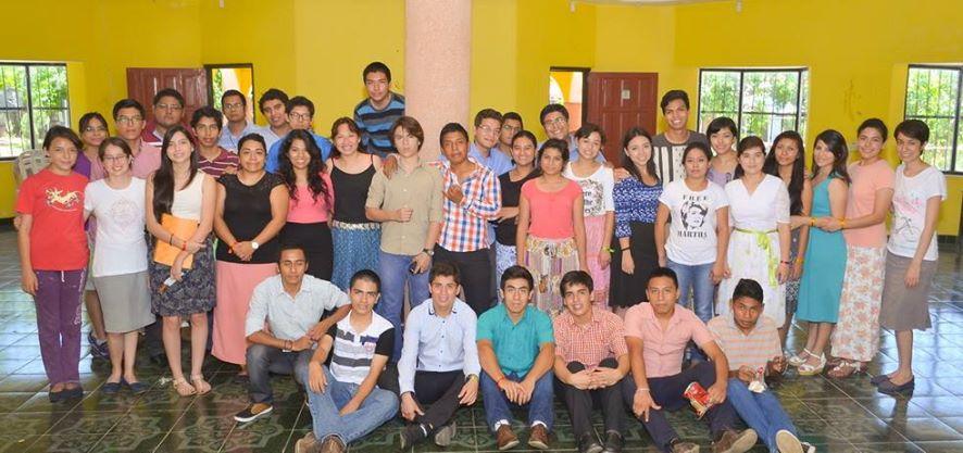 Ministerio de Jóvenes 2014 Campamento Juvenil