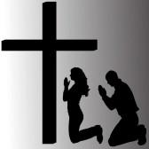 Orando por sus hijos